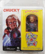"Child\'s Play - 5\"" Good Guys Chucky - NECA"