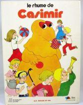 L Ile aux Enfants - Edition G. P. Rouge et Or - Le rhume de Casimir
