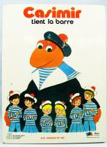 Children Island - G. P. Rouge et Or Editions - Casimir holds the bar