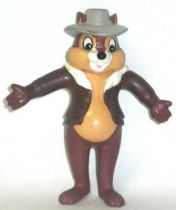 Chip N\' Dale Rescue Rangers - Chip - Bendable Figure