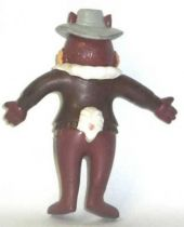 Chip N\\\' Dale Rescue Rangers - Chip - Bendable Figure