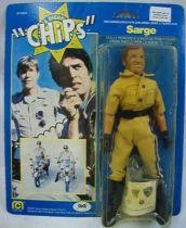 CHiPs - Mego 8\'\' - Sarge - Loose