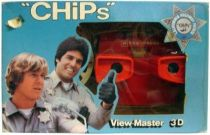 CHiPs - View-Master 3-D Mint in Box