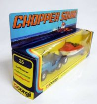 Chopper Squad - Corgi Gift Set n°35 - Surf rescue