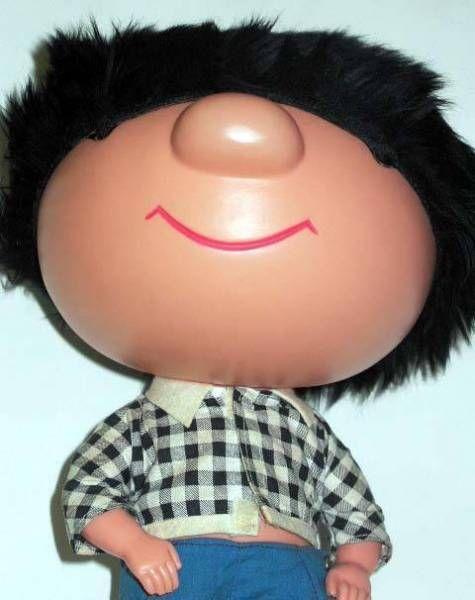 ChouChou large size plastic figure