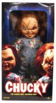Chucky - Bride of Chucky - Sideshow 18\'\' dolls