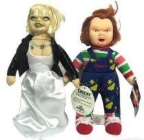 Chucky & Tiffany - Tuffed Dolls 9\'\'