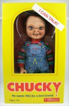 Chucky (Child\'s Play 2) - Poupée Parlante 38cm - Mezco 01