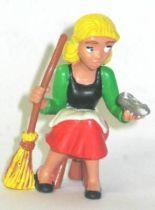 Cinderella - Comics Spain PVC Figure - Ciderella seated