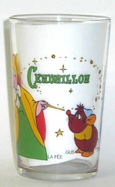 Cinderella - Mustard glass