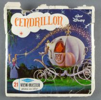 Cinderella - Set of 3 discs View Master 3-D