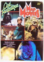 Ciné Fantastique Mad Movies n°27 - Le Retour du Jedi - Juillet 1983 01