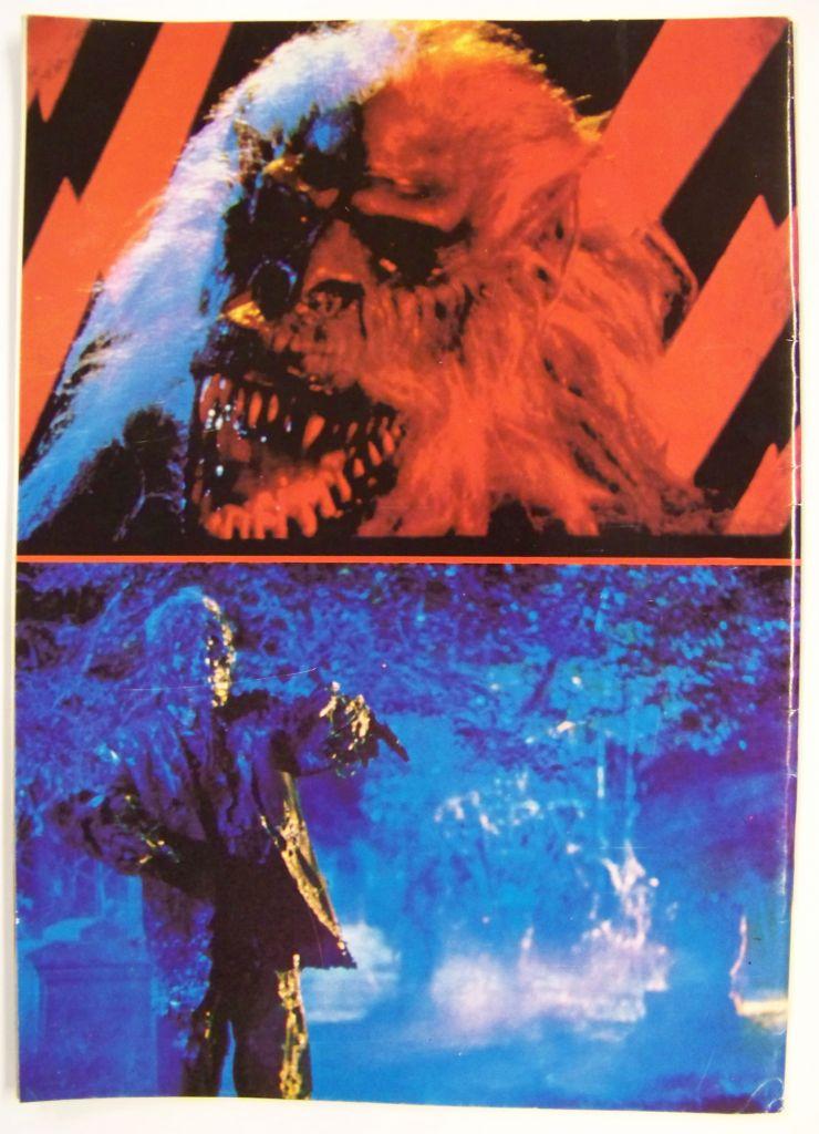 Ciné Fantastique Mad Movies n°27 - Le Retour du Jedi - Juillet 1983 02