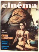 Cinéma 83 n°299 - Cinéma Fantastique - Novembre 1983 01