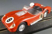 Circuit 24 - Ferrari 1959 Rouge N° 8