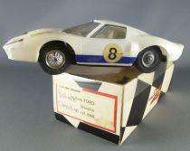 Circuit 24 réf 8308 - Ford GT 40 Blanche N° 8 Parfait Etat Boite