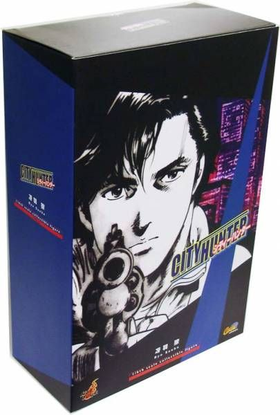 City Hunter - Hot Toys - 12 inches Ryo Saeba