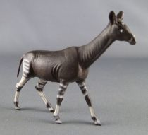 Clairet - Adventures & Zoo - Okapi (dark brown)