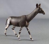 Clairet - Adventures & Zoo - Okapi (dark brown)