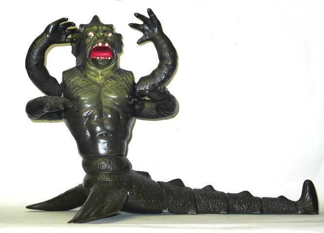 Clash of the Titans - Mattel - Kraken loose