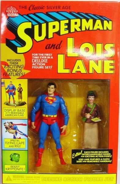 Classic Silver Age - Superman & Lois Lane
