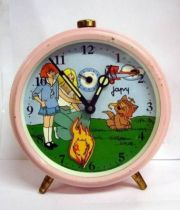 Clémentine - Alarm clock Japy