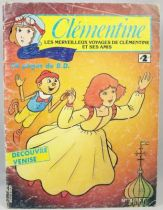 Clémentine - Bande dessinée N°2 Clementine découvre Venise - Hachette Jeunesse