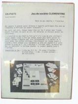 Clémentine - En piste - Volumétrix board game