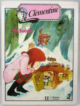 Clémentine - Livre Hachette Jeunesse - En Suède