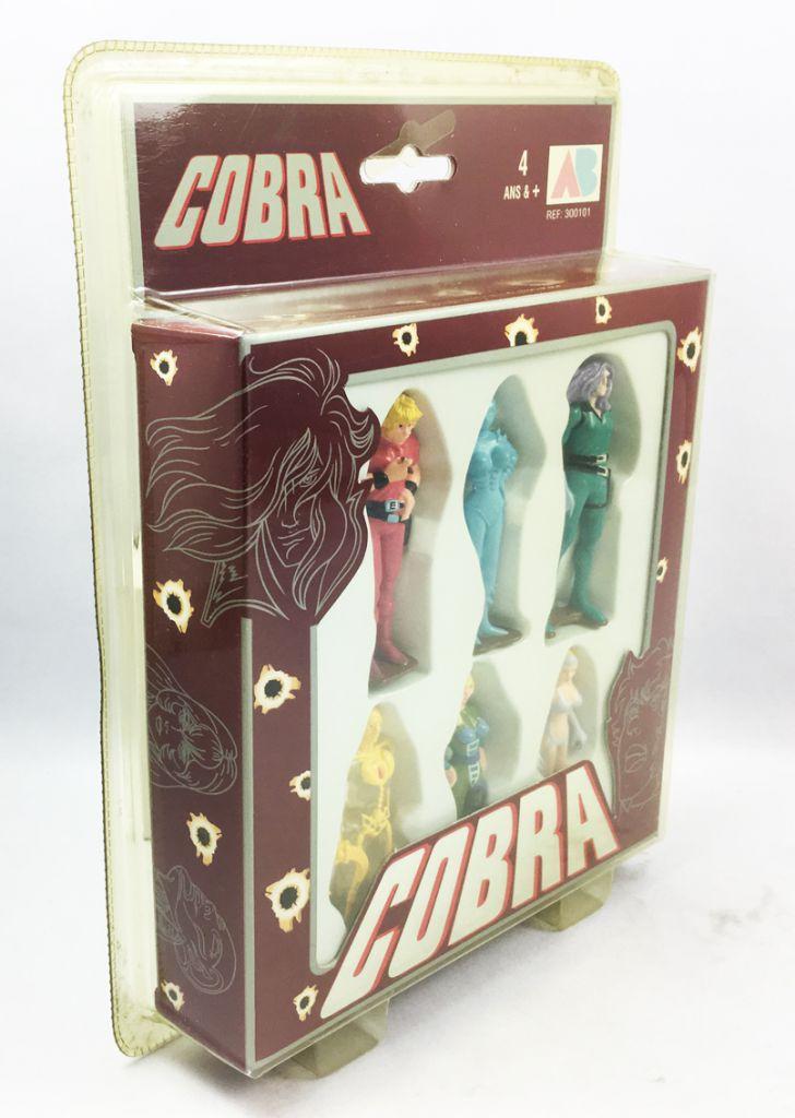 Cobra - AB Toys - Set de 6 figurines PVC