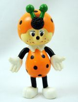 """Cococinel - Jemini 3\"""" Bendable figure - Coco-Orange"""