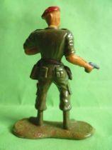 Cofalu - 54mm - Armée Moderne - Parachutiste Officier jumelles & pistolet