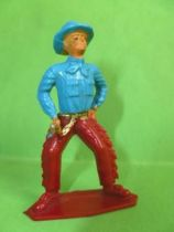 Cofalu - 54mm - Western - Cow-Boy Pieton tireur révolver