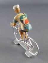 Cofalu - Cycliste plastique - Equipe Bouygues