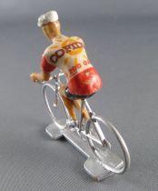 Cofalu - Cycliste plastique - Equipe Cofidis