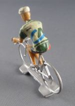 Cofalu - Cycliste plastique - Equipe Crédit Agricole