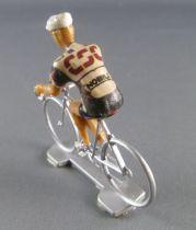 Cofalu - Cycliste plastique - Equipe Csc