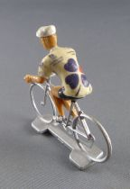 Cofalu - Cycliste plastique - Equipe Fdj Française des Jeux