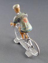 Cofalu - Cycliste plastique - Equipe Gerolsteiner