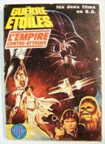 Collection Super H�ros LUG - La Guerre des Etoiles et L\'Empire Contre-Attaque - 1980 01