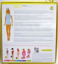Collector Edition Malibu Barbie 1971 - Mattel 2008 (ref.N4977)