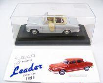 Columbo - Leader (Eligor) - Peugeot 403 Cabriolet Echelle 1:43 avec chien