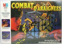 Combat d\'araignées - Jeu de société - MB Jeux 1990