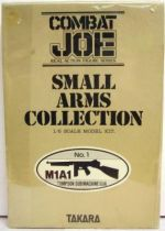 Combat Joe - M1A1 / Thompson Sub Machine Gun