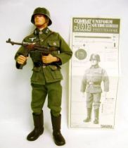 Combat Joe - WW2 Uniform Collection (serie #2) / German Stormtrooper Uniform + Action Figure & Accessories