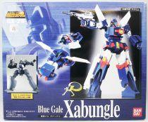 Combat Mecha Xabungle - Bandai Soul of Chogokin GX-28 - Blue Gale Xabungle