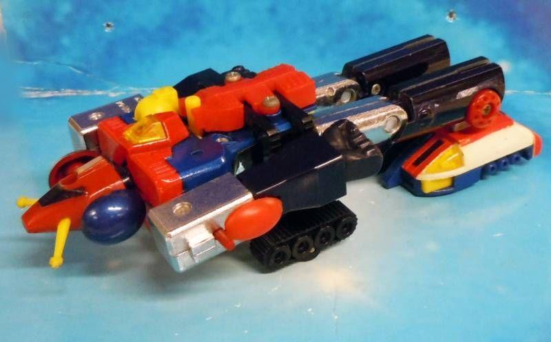 Combattler V - Popy GA-54 - Combattler V ST (loose in box)