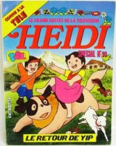 Comic Book - Heidi Special #11 : The return of Yip