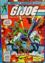 Comic Book - Marvel & Sagedition - G.I.JOE #1