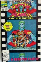 Comic Book - Marvel Comics - Captain Planet and the Planeteers #1